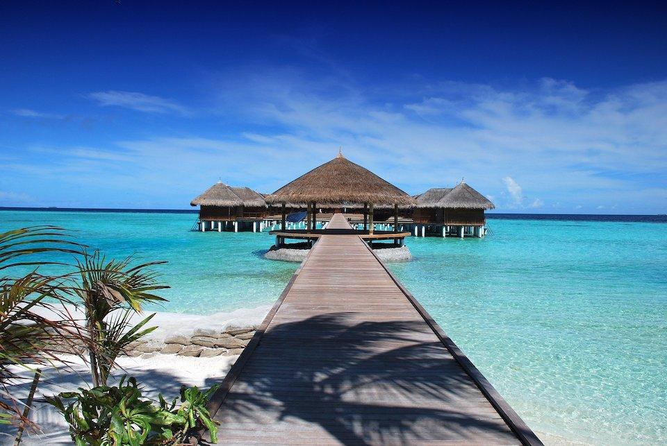 度假勝地 蜜月旅行 情侶旅行 家族旅行 海島旅行 海洋 馬爾地夫